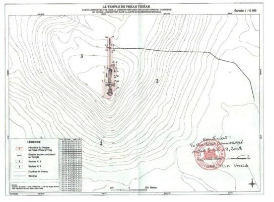 Joint Communique map