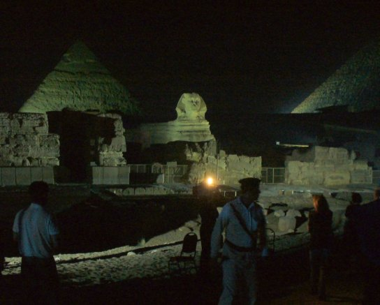 pyramids-and-sphinx