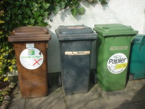 Prepared for recycling - in Germany