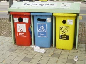 Garbage Separation Singapore